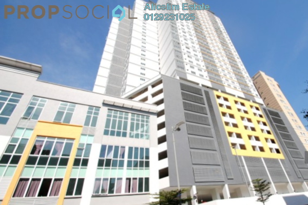 For Rent Condominium at Casa Residenza, Kota Damansara Leasehold Unfurnished 3R/2B 1.5k