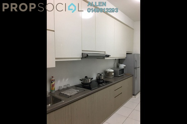 For Rent Serviced Residence at The Sky Residence, Cheras Freehold Fully Furnished 2R/2B 2.6k