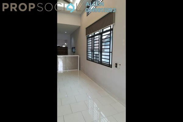 For Rent Terrace at Luciana, Setia Eco Gardens Freehold Unfurnished 3R/2B 1.25k