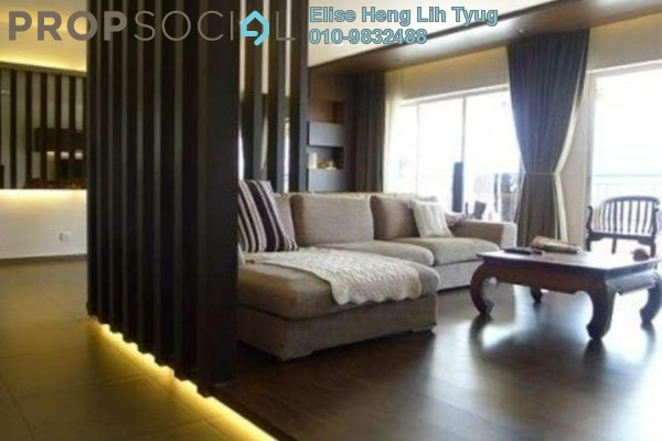For Rent Condominium at Seri Maya, Setiawangsa Freehold Fully Furnished 3R/2B 3.4k