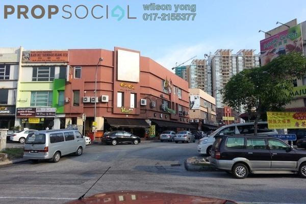 For Rent Shop at Kuchai Entrepreneurs Park, Kuchai Lama Leasehold Semi Furnished 0R/2B 18k