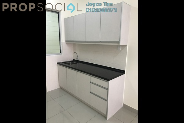 For Rent Condominium at Platinum Suites, KLCC Freehold Semi Furnished 3R/2B 1.5k