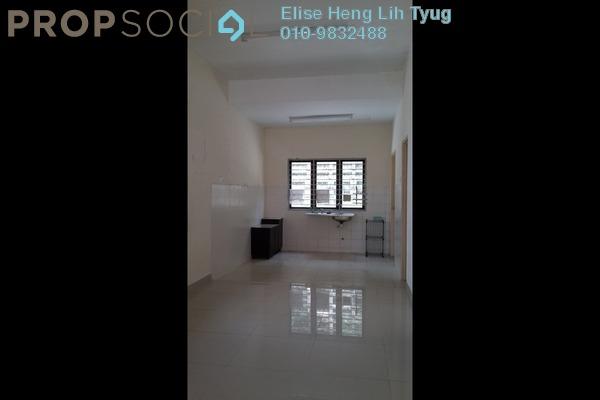 For Rent Terrace at Taman Cheras Jaya, Balakong Leasehold Unfurnished 5R/4B 1.5k