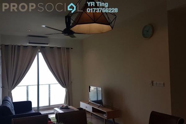 For Rent Apartment at Bandar Hilir, Melaka Freehold Unfurnished 3R/2B 950translationmissing:en.pricing.unit