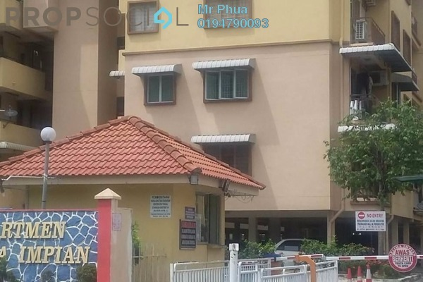 For Rent Apartment at Delima Impian Apartment, Juru Freehold Semi Furnished 3R/2B 700translationmissing:en.pricing.unit