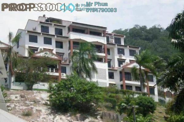 For Rent Shop at Ayu Heights, Bukit Jambul Leasehold Fully Furnished 3R/3B 1.3k