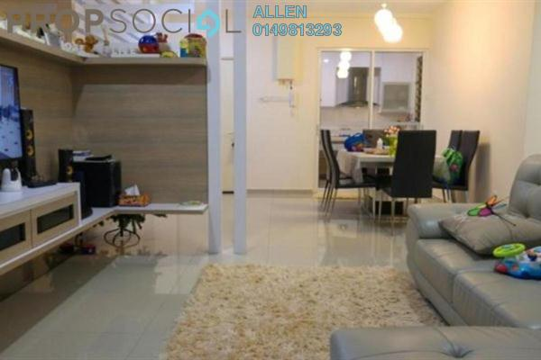 For Rent Condominium at Fairway 18, Saujana Freehold Fully Furnished 3R/2B 2.5k