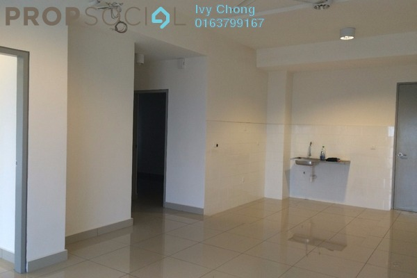 For Rent Serviced Residence at The Wharf, Puchong Leasehold Unfurnished 2R/2B 900translationmissing:en.pricing.unit