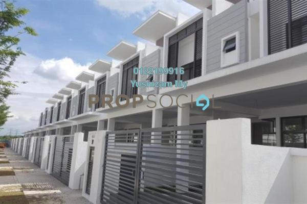 For Sale Terrace at Emerald East, Rawang Freehold Semi Furnished 6R/6B 1.35m