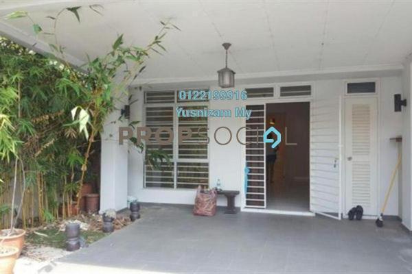 For Sale Terrace at Setia Impian, Setia Alam Freehold Semi Furnished 4R/3B 710k