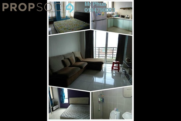 For Rent Condominium at Carissa Park, Butterworth Freehold Fully Furnished 3R/2B 800translationmissing:en.pricing.unit