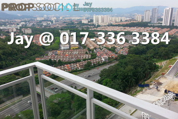 For Sale Condominium at Damansara Foresta, Bandar Sri Damansara Freehold Semi Furnished 4R/3B 730k