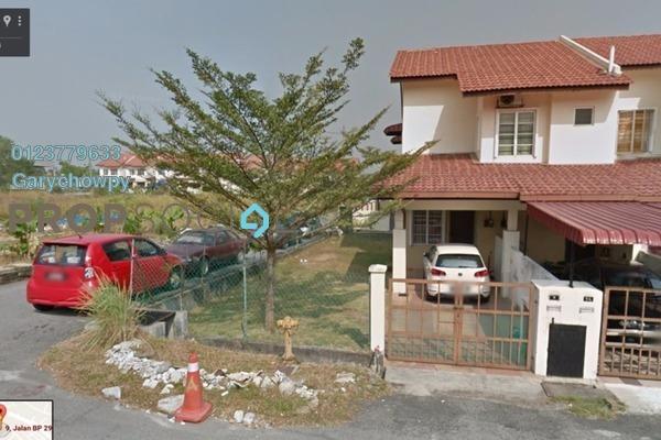 For Sale Townhouse at Taman Bayu Permai, Rawang Leasehold Semi Furnished 3R/2B 194k