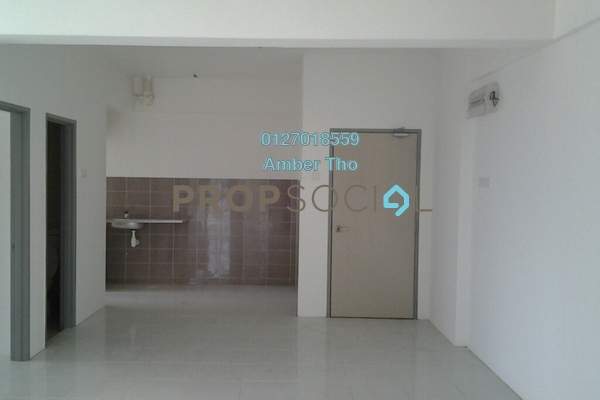 For Rent Apartment at Suria Court, Bandar Mahkota Cheras Freehold Unfurnished 3R/2B 1.01k