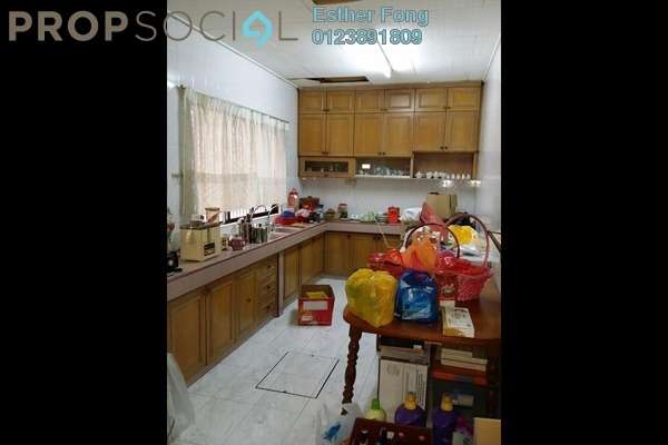 For Rent Terrace at Taman Bukit Maluri, Kepong Leasehold Semi Furnished 4R/3B 2k