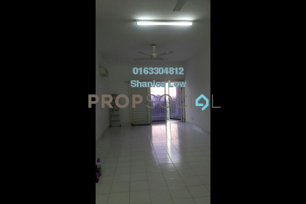 For Rent Condominium at Plaza Menjalara, Bandar Menjalara Leasehold Semi Furnished 3R/2B 1.5k