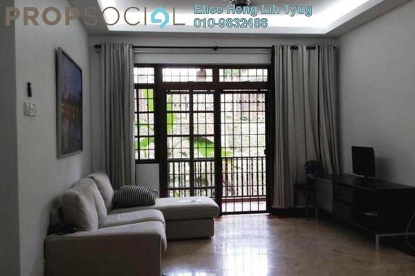 For Rent Condominium at Kampung Warisan, Setiawangsa Freehold Fully Furnished 3R/3B 3.7k