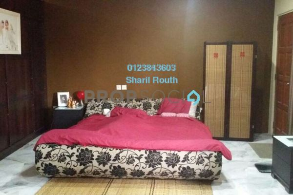 For Sale Terrace at Taman Taynton View, Cheras Freehold Semi Furnished 4R/3B 930k
