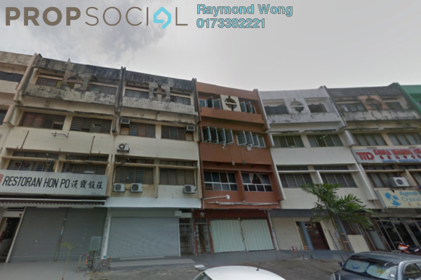 For Rent Shop at Taman Maluri, Cheras Leasehold Unfurnished 0R/2B 3.8k