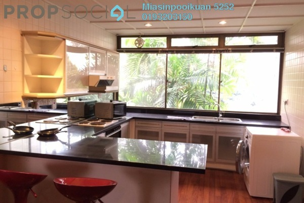 For Rent Condominium at Jamnah View, Damansara Heights Freehold Fully Furnished 0R/1B 2k