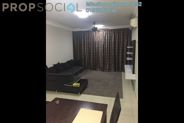 For Rent Condominium at 1120 Park Avenue, PJ South Leasehold Fully Furnished 3R/2B 1.8k
