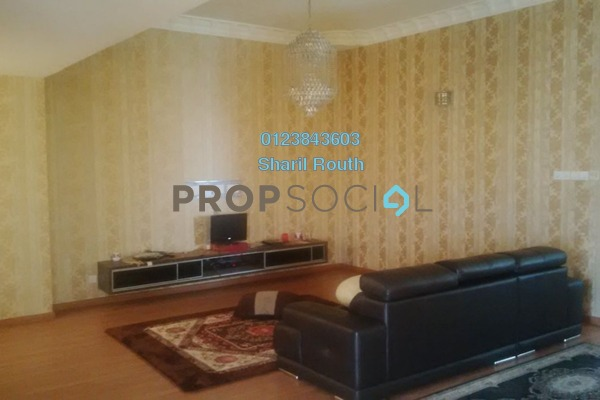 For Sale Duplex at Vista Amani, Bandar Sri Permaisuri Leasehold Fully Furnished 5R/4B 870k