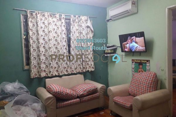 For Sale Apartment at Sri Penara, Bandar Sri Permaisuri Leasehold Semi Furnished 3R/2B 235k