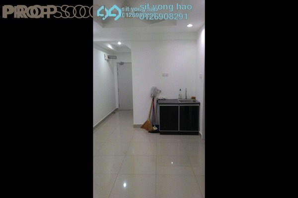 For Rent Serviced Residence at Menara U2, Shah Alam Leasehold Fully Furnished 2R/1B 1.2k