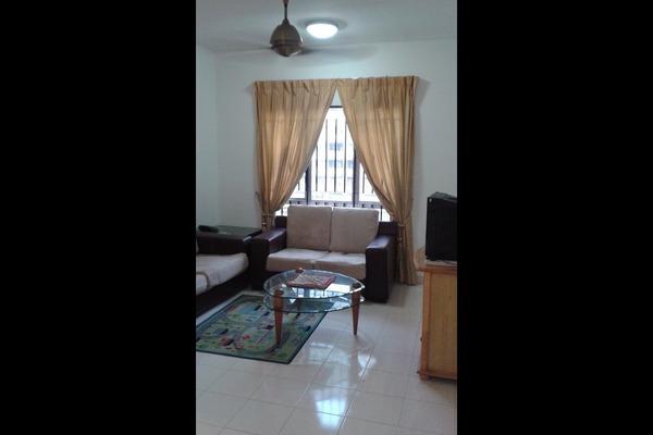 For Rent Condominium at Laman Midah, Cheras Freehold Fully Furnished 3R/2B 1.5k