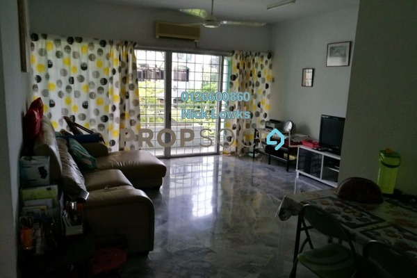 For Sale Apartment at Delima Apartment, Desa Pandan Leasehold Fully Furnished 3R/2B 400k