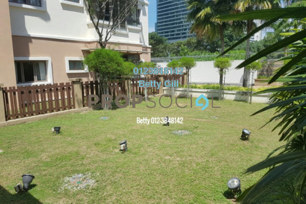 For Rent Serviced Residence at 183 Ampang, Ampang Hilir Freehold Fully Furnished 3R/4B 7.5k