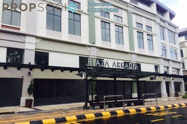 For Rent Shop at Plaza Arcadia, Desa ParkCity Freehold Unfurnished 1R/1B 8.06k
