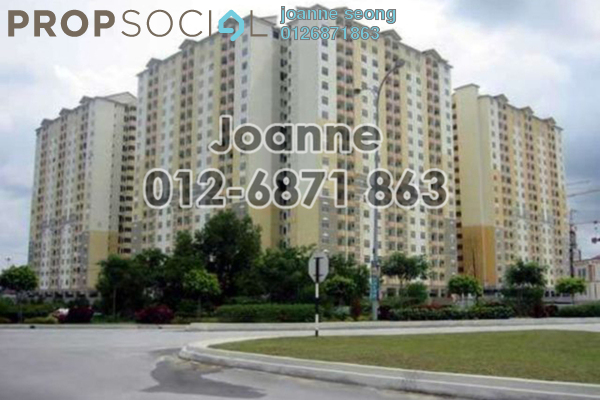 For Rent Apartment at Lagoon Perdana, Bandar Sunway Leasehold Unfurnished 3R/2B 850translationmissing:en.pricing.unit