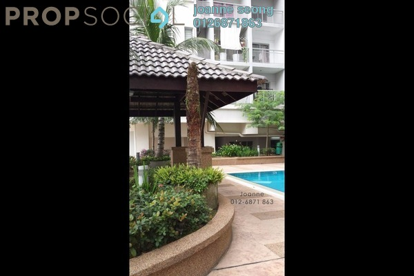 For Rent Condominium at Residensi Laguna, Bandar Sunway Leasehold Fully Furnished 3R/2B 1.8k