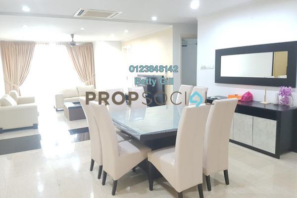 For Rent Condominium at Mutiara Upper East, Ampang Hilir Leasehold Fully Furnished 3R/3B 4.5k