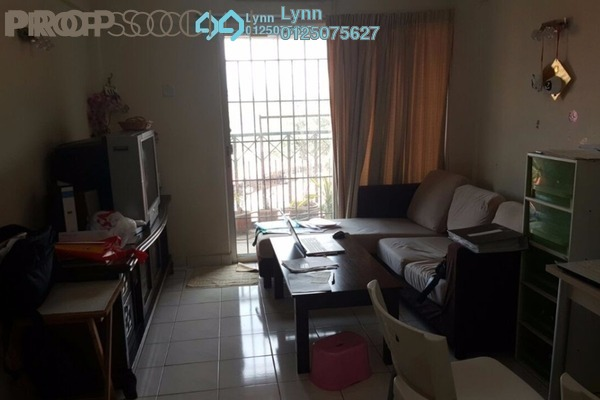 For Rent Apartment at Arena Green, Bukit Jalil Freehold Fully Furnished 2R/1B 1.3k
