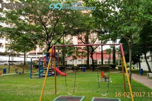 For Rent Condominium at Jalil Damai, Bukit Jalil Freehold Fully Furnished 3R/2B 1.3k