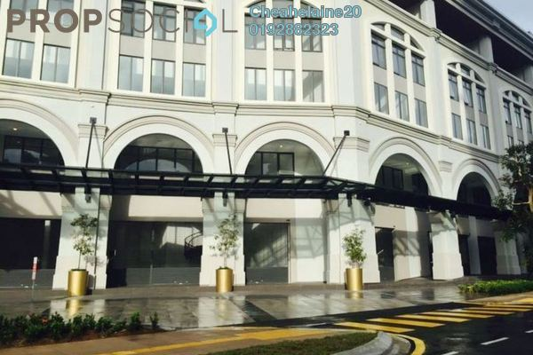 For Rent Office at Plaza Arcadia, Desa ParkCity Freehold Unfurnished 1R/1B 3.96k