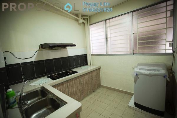 For Rent Condominium at Kinrara Mas, Bukit Jalil Freehold Semi Furnished 3R/2B 1k