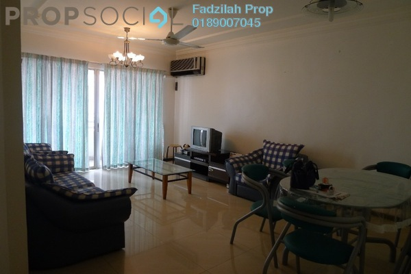 For Sale Condominium at BAM Villa, Cheras Leasehold Fully Furnished 3R/2B 400k