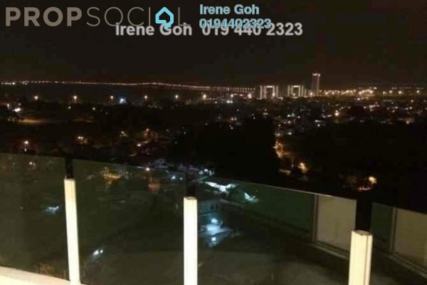 For Rent Condominium at The Oasis, Gelugor Leasehold Fully Furnished 3R/2B 2.4k