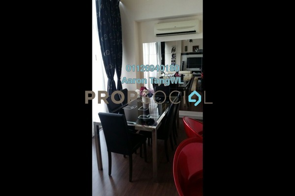 For Rent Condominium at Casa Suites, Petaling Jaya Freehold Fully Furnished 2R/2B 2.5k