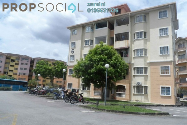 For Sale Apartment at Intana Ria, Kajang Freehold Fully Furnished 3R/2B 250k