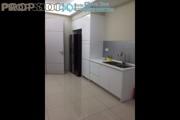 For Rent Condominium at The Westside One, Desa ParkCity Freehold Fully Furnished 2R/3B 4.5k