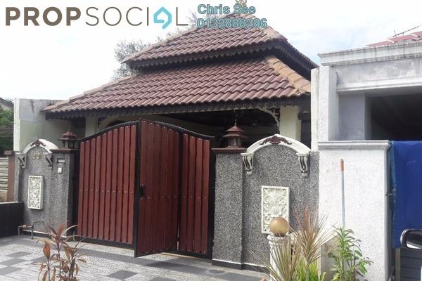 For Sale Terrace at Pekan Sungai Buloh, Selangor Freehold Semi Furnished 3R/2B 450k