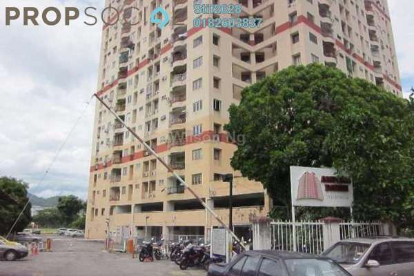 For Rent Condominium at Ampang Damai, Ampang Leasehold Unfurnished 3R/2B 1.2k