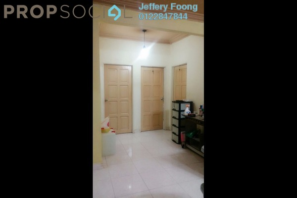 For Sale Condominium at Villamas Apartment, Bandar Puchong Jaya Freehold Semi Furnished 3R/2B 390k