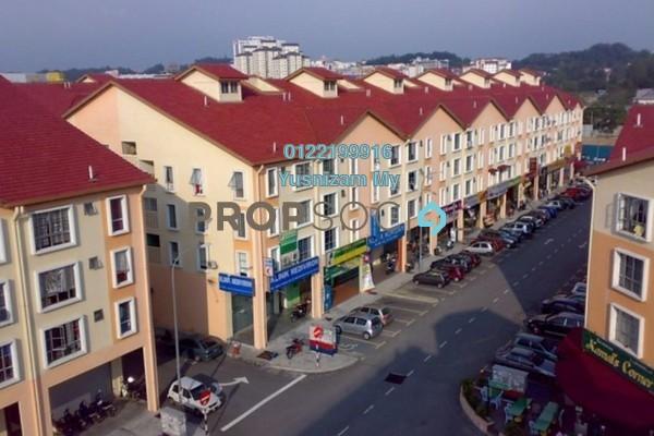 For Sale Apartment at Pusat Komersial Sinar Sentul, Sentul Freehold Semi Furnished 3R/2B 260k