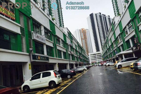 For Sale Shop at OUG Parklane, Old Klang Road Freehold Unfurnished 1R/1B 2.3m