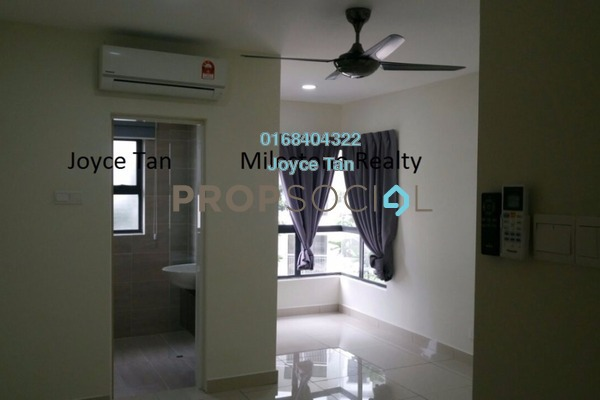 For Rent Condominium at Maisson, Ara Damansara Freehold Semi Furnished 3R/2B 2k